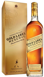 Johnnie Walker Scotch Gold Label Reserve...